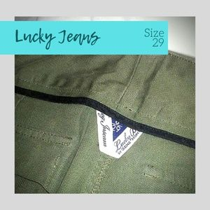 Women's Lucky Brand Twill Pants (87)